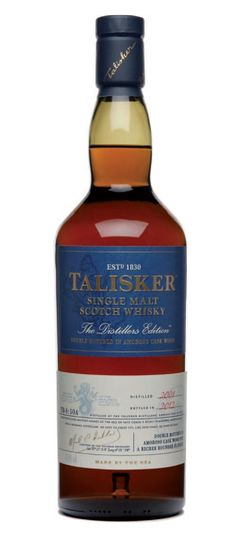 TALISKER DISTILLERS EDITION 2012