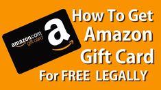 free win Amazon Gift Card