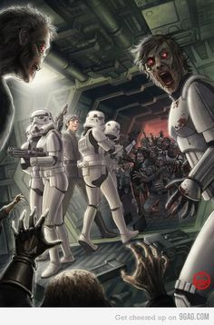Star Wars zombies, its a possibility