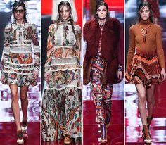 Just Cavalli Fall/Winter 2015-2016 Collection – Milan Fashion Week