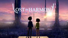 لعبة lost in harmony action android