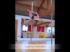 Lauren Red - Pole Dance Drops
