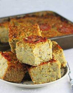 Veg Recipes, Gluten Free Recipes, Cooking Recipes, Healthy Recipes, I Love Food, Good Food, Yummy Food, Quiche, Happy Foods