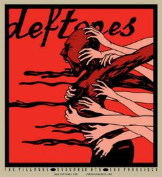 The Deftones by Jermaine Rogers