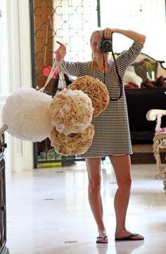 How to Make Party Poms!