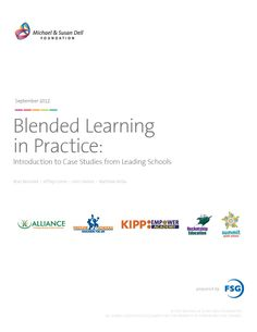147 Resources for Blended Learning from EDUCAUSE