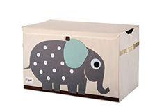 Arcón para juguetes modelo Elefante