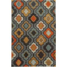 Rizzy Home Bradberry Downs BD8602 Rug - (8 Foot x 10 Foot)