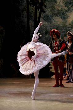 Alina Cojocaru in Sleeping Beauty