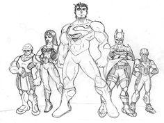 best justice league coloring pages httpcoloringpagesgreatsciencebest