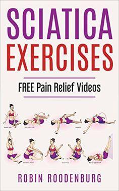 Yoga For Sciatica, Sciatica Stretches, Sciatica Pain Relief, Sciatic Pain, Sciatic Nerve Exercises, Back Pain Exercises, Stretching Exercises, Corps Fitness, Pregnancy Workout