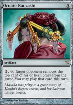 MTG-Deals-4x-Ornate-Kanzashi-Betrayers-NM-Mint-English