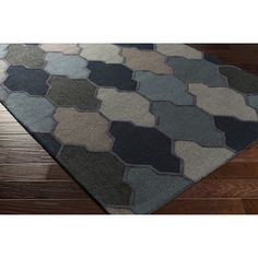 Shop Wayfair for Artistic Weavers Pollack Morgan Teal Area Rug - Great Deals on all Decor products with the best selection to choose from!