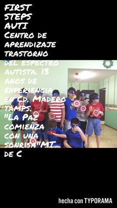 Centro de autismo  En cd. Madero, tamps