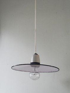 Lampa przemysłowa emalia LOFT INDUSTRIAL
