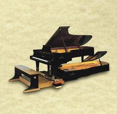 B O R G A T O ~ CONCERT GRAND PIANO MAKING