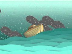 ▶ El arca de Noé - YouTube. Castellano y chulo