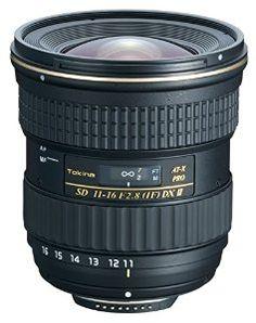 Amazon.com : Tokina 11-16mm f/2.8 AT-X116 Pro DX II Digital Zoom Lens (AF-S Motor) (for Nikon Cameras) : Camera Lenses : Electronics