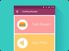 Recipe Finder / Sergii S. Ganushchak