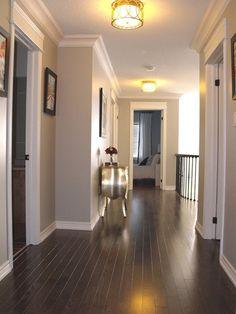 Crown Molding Design Ideas, Pictures, Remodel, And Decor   Page 2. Dark Wood  FloorsDark ...
