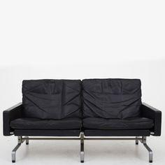 PK 31/2 - Sofa i originalt læder