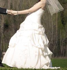 ♥ Ladybird (Umstands-)Brautkleid ivory ♥  Ansehen: http://www.brautboerse.de/brautkleid-verkaufen/ladybird-umstands-brautkleid-ivory/   #Brautkleider #Hochzeit #Wedding
