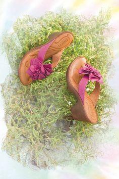 02da4a1d9c7679 I d like the Born Sweetbriar floral sandal. Floral