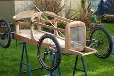 A couple of months ago I applied to enter the Red Bull Soapbox Derby at Alexandra Palace and as I sold the Model 'T' at Bonhams last September and the prototype of. Soap Box Derby Cars, Soap Box Cars, Soap Boxes, Wood Projects, Woodworking Projects, Diy Go Kart, Wooden Car, Kids Ride On, Buggy