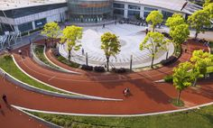 Parque de Atividades Zhangmiao / Archi-Union Architects
