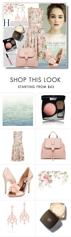 """Delightful"" by jenesaispas19 ❤ liked on Polyvore featuring Art Classics, Chanel, Hobbs, Badgley Mischka and Tiffany & Co."