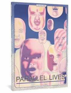 Parallel Lives by Olivier Schrauwen - Fantagraphics Books Chris Ware, Parallel Lives, Free Epub, I Wish You Would, Alien Abduction, Comics Story, Short Comics, That One Friend, Holiday Gift Guide
