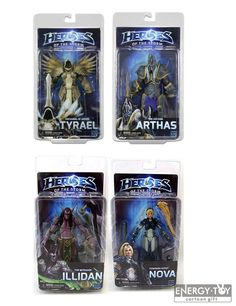 Just added new products 4styles Game Hero.... A great offer we think :) http://ima-electronics.myshopify.com/products/4styles-game-heroes-of-the-storm-cool-nova-tyrael-arthas-illidan-15cm-pvc-action-figure-collectible-model-toy-new?utm_campaign=social_autopilot&utm_source=pin&utm_medium=pin