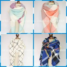 2015 za winter Tartan scarf  Desigual Plaid Scarf New Designer Unisex Acrylic Basic Shawls Women's Scarves Big size Scarves