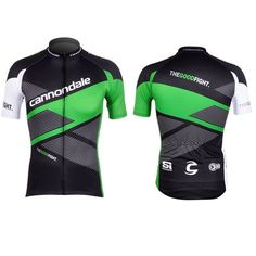 Nicely done Cannondale jersey.