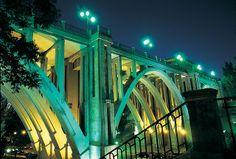 Viaducto de Segovia en Madrid