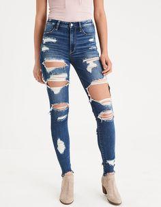 37 Ideas De Pantalones American Engle Ropa Ropa De Moda Moda De Ropa