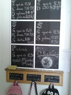 DIY blackboard Blackboards, Wooden Signs, Chalkboard Quotes, Art Quotes, Diy, Wooden Plaques, Bricolage, Do It Yourself, Wood Signs