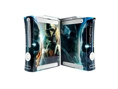 Bundle Monster Vinyl Skins Accessory For Xbox 360 Game Console - Cover Faceplate Protector Sticker Art Decal - Army by Bundle Monster, http://www.amazon.com/dp/B0035IX614/ref=cm_sw_r_pi_dp_STdDrb1JETH18