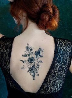 Beautiful Short-term Tattoos for Women | Types Time. Take a look at more at the photo