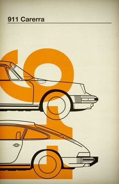 Fast Times: A Collection of Vintage Inspired Automotive Posters - Porsche & Museum - Autos Auto Poster, Poster Cars, Poster Poster, Porsche Cars, Porsche 356, Porsche Yellow, 997 Carrera S, Jaguar E Typ, Porche 911