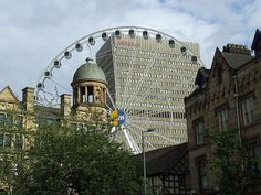 Manchester - One of my fav places - Usually go there 1 or 2 times a year!