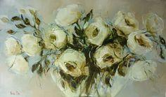 Nicole Pletts White roses