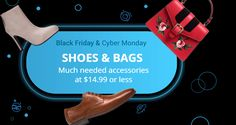 933e1ffe315876 AliExpress - Black Friday and Cyber Monday - Shoes   Bags