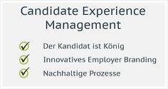 Seid Ihr dabei? Candidate Experience Events in Frankfurt und München