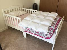 Orbell 3-6T Toddler Bed