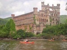 Bannerman's Castle!