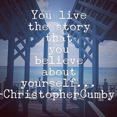 #successplaybook Simple, but profound... What is your story? What story would you like it to be? #livelife and #goafteryourdream