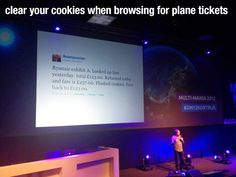 Clear Your Cookies When Browsing For Plane Tickets  The 35 Most Epic Life Hacks That Will Change Your World | Elite Daily