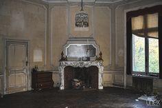 Abandoned Château de la Forêt - Belgium