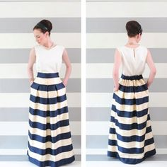 So I have this stripe obsession...